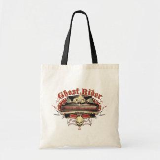 Ghost Rider Badge Tote Bag
