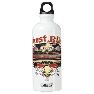 Ghost Rider Badge Water Bottle