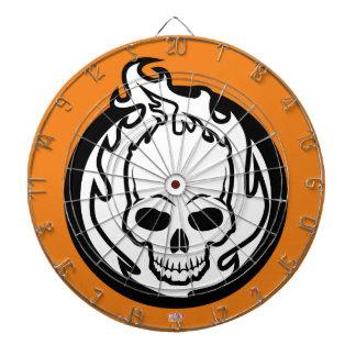 Ghost Rider Icon Dart Board