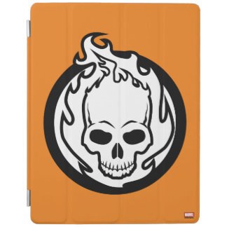 Ghost Rider Icon iPad Cover