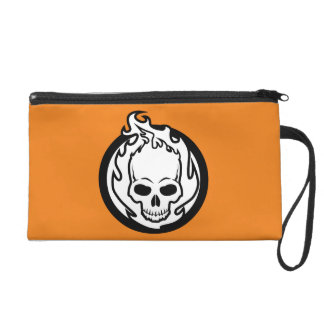 Ghost Rider Icon Wristlet