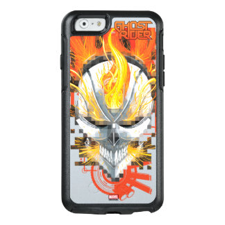 Ghost Rider Skull Badge OtterBox iPhone 6/6s Case