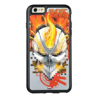 Ghost Rider Skull Badge OtterBox iPhone 6/6s Plus Case