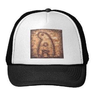 Ghost Rune Trucker Hat