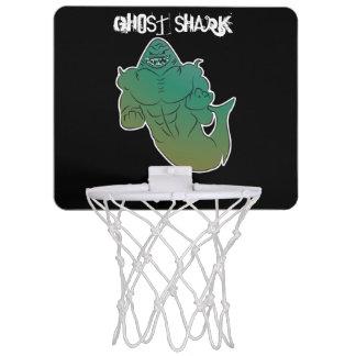 Ghost shark game mini basketball hoop