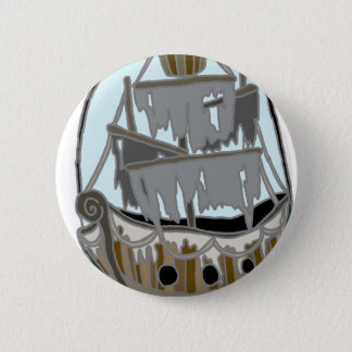 Ghost Ship 2 Inch Round Button