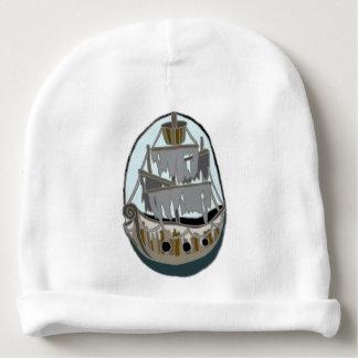 Ghost Ship Baby Beanie