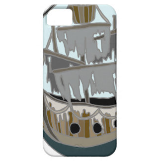 Ghost Ship Case For The iPhone 5