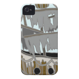 Ghost Ship iPhone 4 Cover