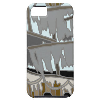 Ghost Ship iPhone 5 Case