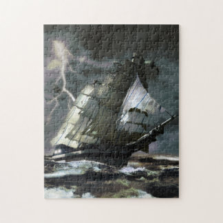Ghost Ship Puzzle