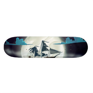 Ghost Ship Skate Decks