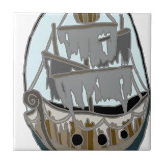 Ghost Ship Tile