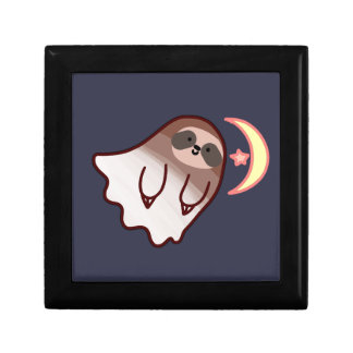 Ghost Sloth Gift Box