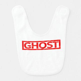 Ghost Stamp Bib
