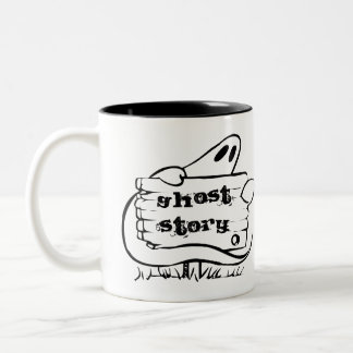 Ghost Story Two-Tone Coffee Mug