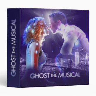 GHOST - The Musical Logo Vinyl Binder