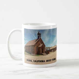 Ghost Town: Bodie, California Coffee Mug