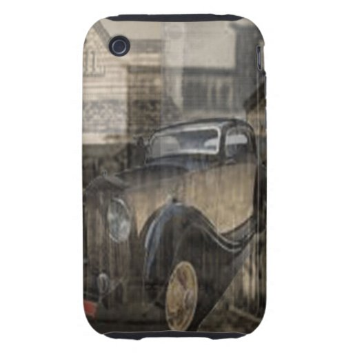 Ghost Town iPhone 3 Tough Cover