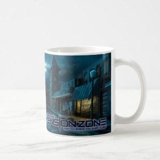 Ghost Town Coffee Mug