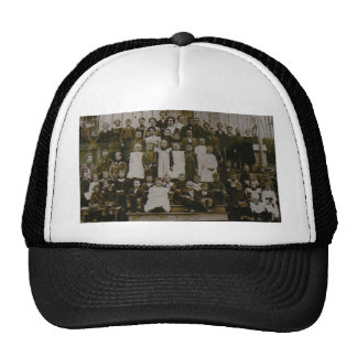 Ghost Town Mesh Hat