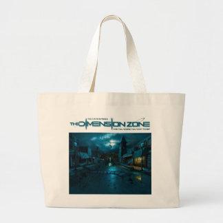 Ghost Town Jumbo Tote Bag