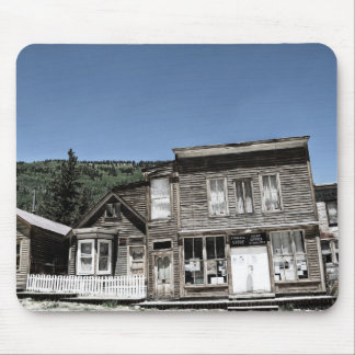 Ghost Town Mouse pad