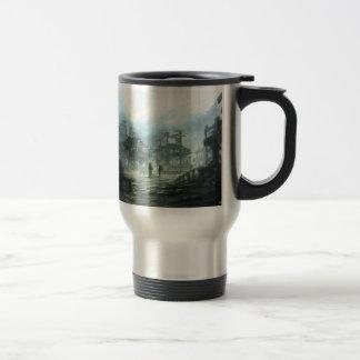 Ghost Town Travel Mug