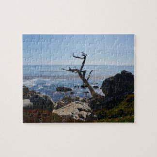 Ghost Tree - Scenic 17 Mile Drive Jigsaw Puzzle