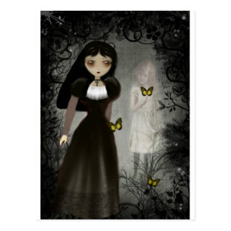 Ghost Whispers Postcard