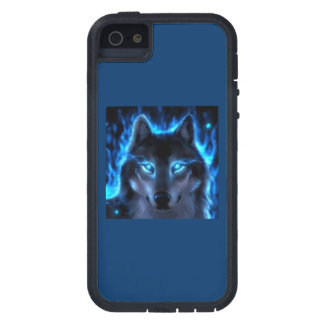 Ghost Wolf Heavy Duty Cover for IPhone 5C