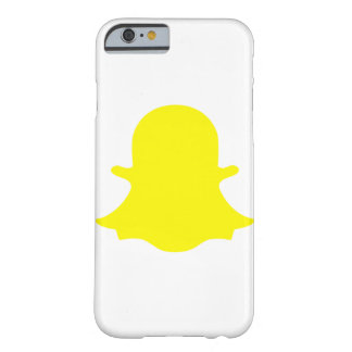 Ghost - Yellow Barely There iPhone 6 Case