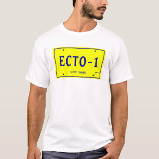 Ghostbuster ECTO-1 T-Shirt