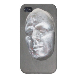 Ghostly Face - Crazy iPhone Cases Covers For iPhone 4