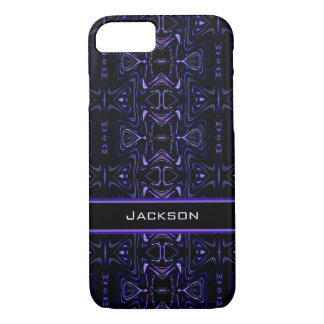 Ghostly Faces Abstract Design iPhone 8/7 Case