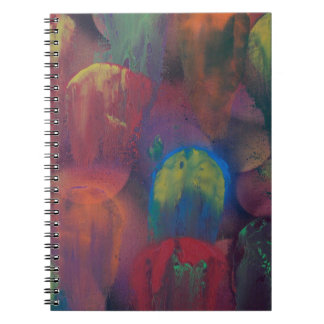 Ghostly Jellyfish Notebook