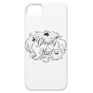 Ghostly Wail iPhone 5 Case