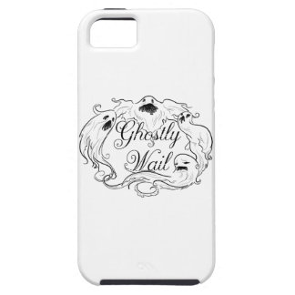 Ghostly Wail iPhone 5 Cases