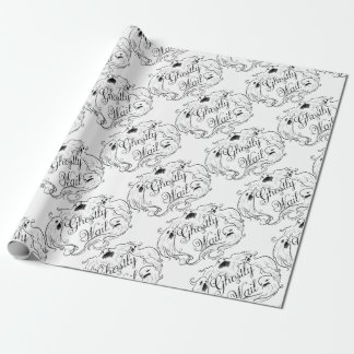Ghostly Wail Wrapping Paper