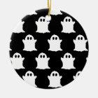 Ghosts Ceramic Ornament