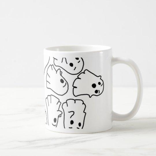 ghosts cute Halloween ghost Coffee Mug
