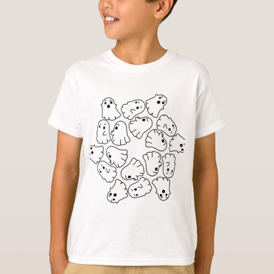 ghosts cute Halloween ghost T-Shirt