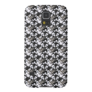 Ghosts Halloween Pattern Galaxy S5 Case