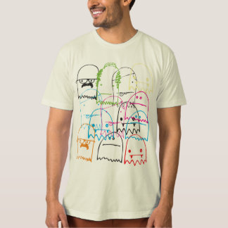Ghosts in Color! T-Shirt