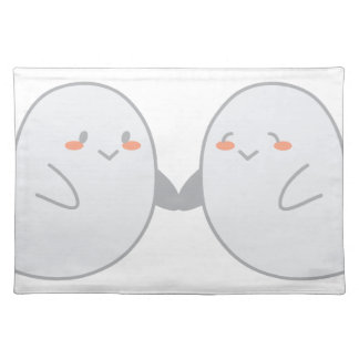 Ghosts Place Mat