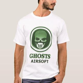 Ghosts Tshirt - White