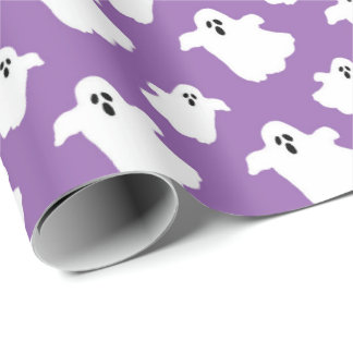 Ghosts Wrapping Paper