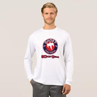 #GhostSquad RWB White SporTec Longsleeve Shirt