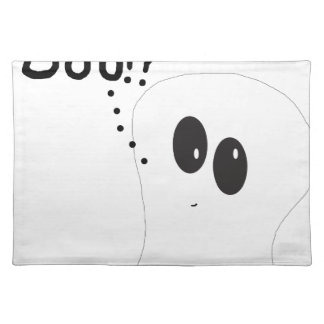 Ghosty - Boo Place Mat