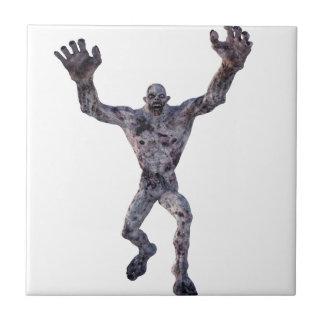 Ghoul Ceramic Tile